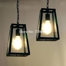 vintage style pendant lights wrought iron pendant lights classical brief vintage style wrought iron glass pendant