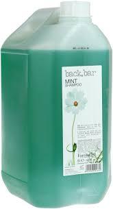 <b>Farmavita Back Bar</b> Mint <b>Shampoo</b> - <b>Шампунь</b> ментоловый для ...