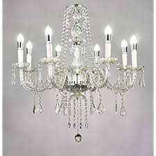 amazing home design marvelous chrome crystal chandelier in top lighting 8 light classic style finish