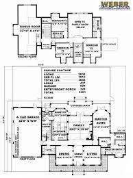 25 best floor plans images on pinterest architecture, home plans House Plans With 3 Car Garage Apartment caldwell house plan 3,646 sq ft 4 bed, 4 5 bath 3 Car Garage with Apartment Floor Plans