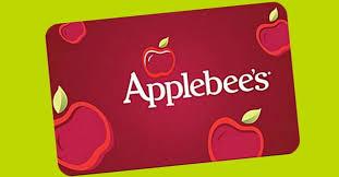 applebees gift card check
