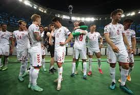 England Vs Denmark: Head-to-head Record ...