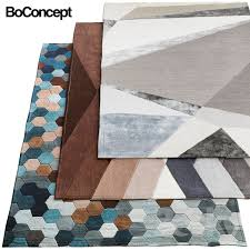 3d models carpets boconcept rugs awesome ideas