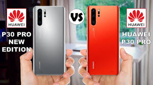 Huawei <b>P30</b> Pro <b>New</b> Edition vs Huawei <b>P30</b> Pro