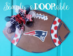 Decorative Door Hangers 17 Best Ideas About Football Door Hangers On Pinterest Door
