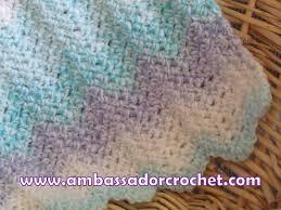 Crochet Patterns For Baby Blankets New Design Ideas