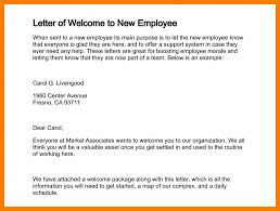 wel e letter for new employees letter of wel e to new employee 316 0