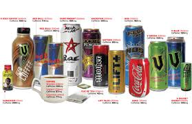 Caffeine Content In Energy Drinks Chart Caffeine How Young Is Too Young Stuff Co Nz
