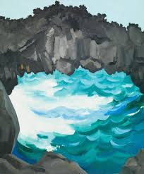 see georgia o keeffe s little known hawaii paintings blossom next to real plants smart news smithsonian