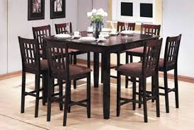 8 seat pub table pc pub style dining set table 8 chairs