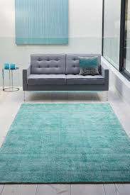 oceans turquoise rug
