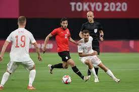 مباراة مصر وإسبانيا في إفتتاح طوكيو 2020 وتعادل سلبي بطعم الفوز لمنتخب  الفراعنة