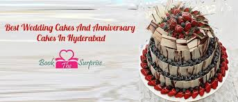 Best Wedding Cakes And Anniversary Cakes In Hyderabad