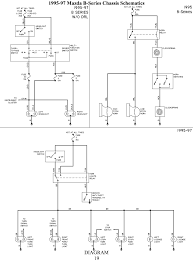 mazda b engine diagram mazda wiring diagrams online