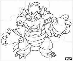 Video Games Puzzles Coloring Pages Printable Games