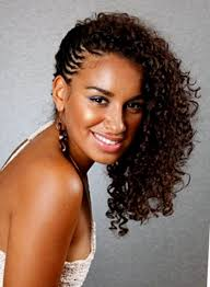 Awesome hairstyles for naturally curly hair \u2013 Popular haircuts in ...