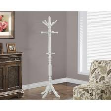 White Coat Rack Tree Antique Foyer Coat Rack Trgn 100cd100bf210021 42