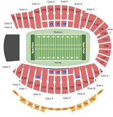 Minnesota Golden Gophers Stadium Seating Chart Northwestern Wildcats Vs Minnesota Golden Gophers Events