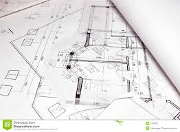 House Plans Royalty Free Stock Photography   Image  House plans