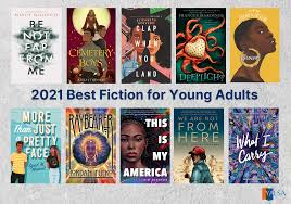 2021 Best Fiction for Young Adults – The Hub