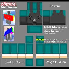 Create A Shirt Roblox Roblox Shirt Template Maker Luxury Real Nfr Uniform Roblox