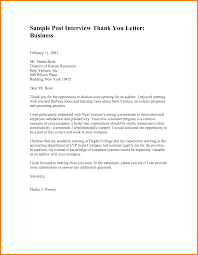 business interview thank you letter thank you letter 2017 thank you letter for business template