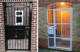 front door gate. RSG3000 Security Gates On Domestic Applications In Essex. Front Door Gate W
