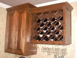 Brilliant Cool Kitchen Cabinet Wine Rack Insert 89 For Your Modern Home  With With Regard To Cabinet Wine Rack Insert ...