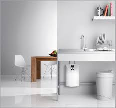 point of use water heaters also known as insta hots are another great cost effective appliance for the kitchen they fit neatly under the kitchen sink or