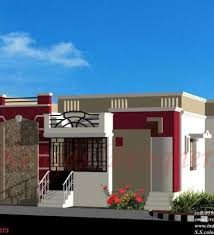 Small Picture House Plan Of Single Floor House Kerala Home Design And 1 Floor