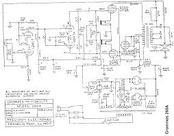 grommes 260a schematic ez260 on silvertone amp schematics
