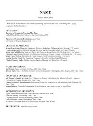 Cover Letter Examples Nursing Jobs Examples Of Nursing Cover Letters