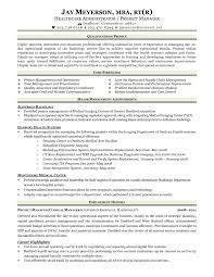 Healthcare Medical Resume Sample Radiologic Technologist Radiology