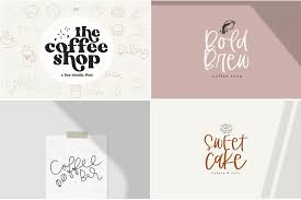 This version may be used in personal projects, users must ask for permission to use this font for commercial purposes via doug@dougsheets.com. The Coffee Shop Font Bundle By Ka Designs Thehungryjpeg Com