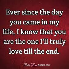 Finding Love Quotes Extraordinary I Love You Quotes PureLoveQuotes