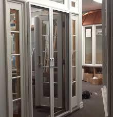 retractable screen doors. Phantom Retractable Screen New York Display 3 Doors