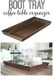 Decorative Tv Tray Tables Tv Tray Coffee Table For Interior Best Coffee Table Tray Ideas On 80