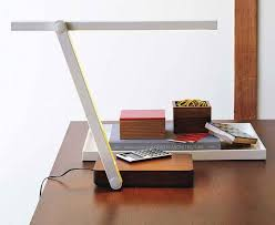 home office desk lamps. Contemporary Desk Lamps Design Ideas For Work: Minimalist Home Office Lamp LED Image