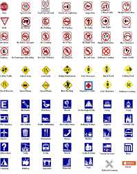 american traffic signs and meanings. Modren American Highway Signs Throughout American Traffic Signs And Meanings 7