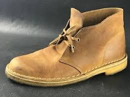 Details About Clarks Originals Desert Mens Tan Boots Size Us 7 5 Eu 40 41 Uk 7