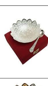 german silver wedding return gifts rs