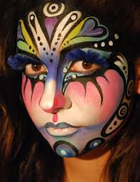 incredible face painting
