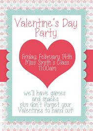 Valentines Invitations Valentines Day Party Free Printables How To Nest For Less