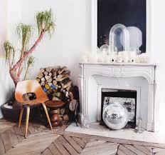 unused fireplace decor ideas