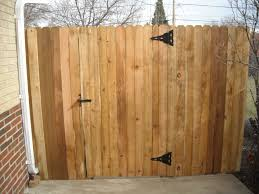 decorative wood fence gate gallery for fancy building wooden privacy gates and kit