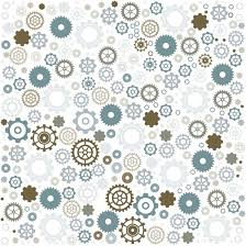 Gear Pattern Inspiration Gear Pattern By KhawlaAlAli On DeviantArt