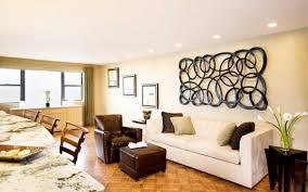 Living Room Wall Decor | Cheap Way: Use Artwork, No Painting ...