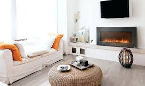 electric fireplace designs the best wall mounted electric fireplaces com within flush mount fireplace decor