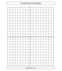 Grid Paper With Coordinates Soulective Co