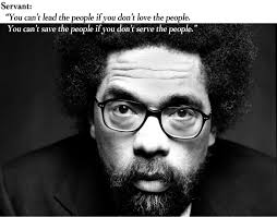 dr cornel west official web site